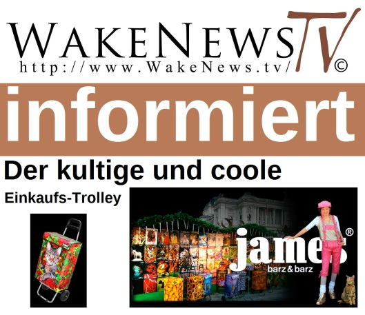 WakeNewsTV informiert James Trolley